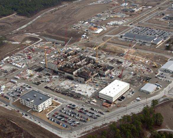 The unfinished MOX fuel facility at the DOE's Savannah River Site, part of the nation's nuclear weapons complex whose operation has resulted in the deaths of more than 33,000 Americans, according to a new report from McClatchy News Service.