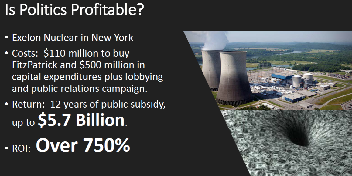 Stop the Nuke York Bailout! · NIRS