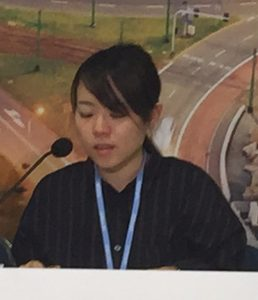 Ayumi Fukakusa - FOE-Japan