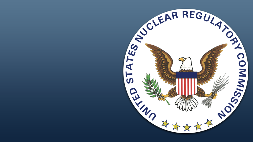 Nuclear Regulatory Commission seal
